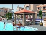 The Sims 3 Island Paradise Trailer (Симс 3 Райские Острова трейлер)